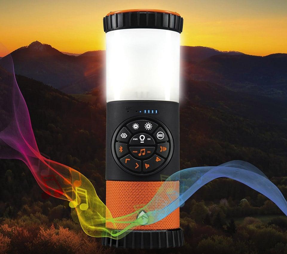 EcoXGear EcoLantern Speaker