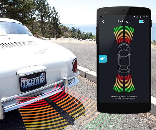 FenSens Wireless Parking Sensor
