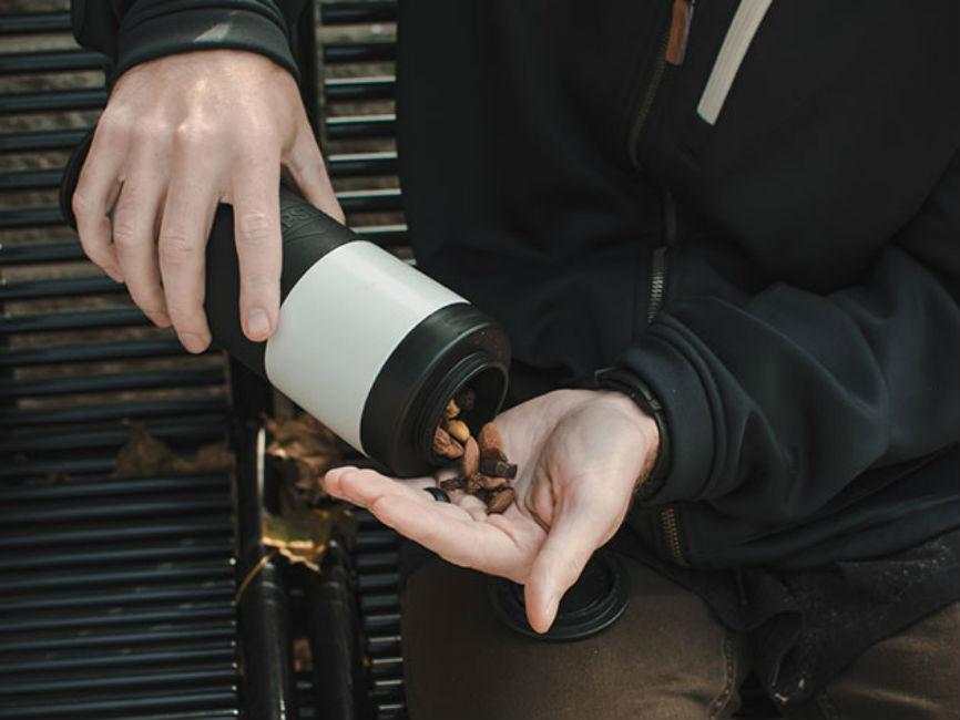 FLPSDE Dual-Chamber Bottle