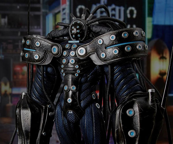Gantz:O Hard Suit Statue