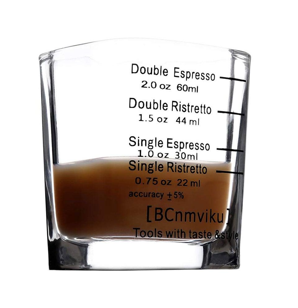 Graduated Espresso Shot Glass