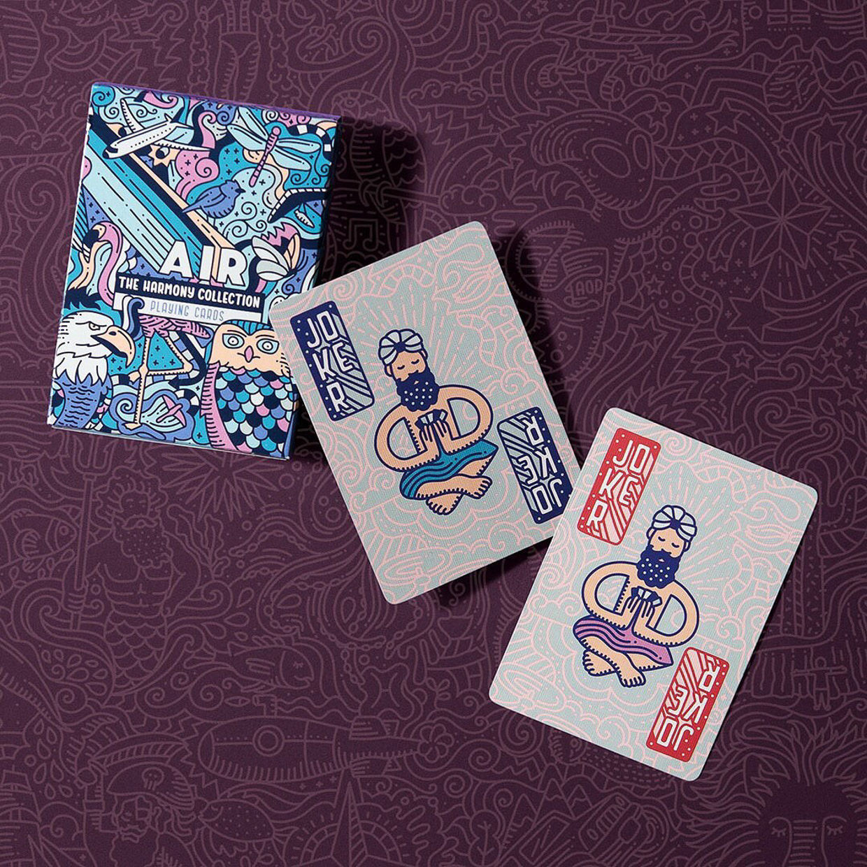 Harmony Collection Playing Cards