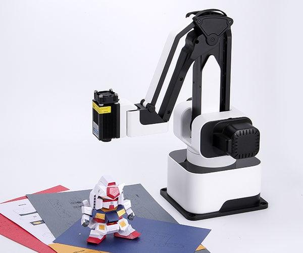 Hexbot Multipurpose Robot Arm