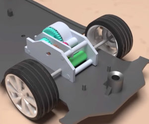 How a Pull-back Toy Car Works