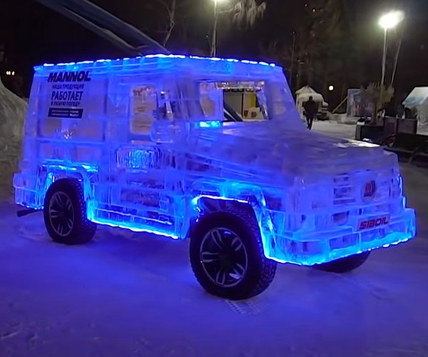 Ice G-Wagon
