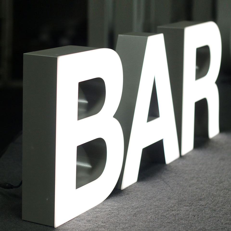 iLute LED Marquee Letters