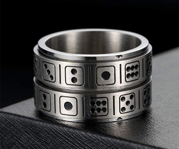 Inreng Spinner Rings