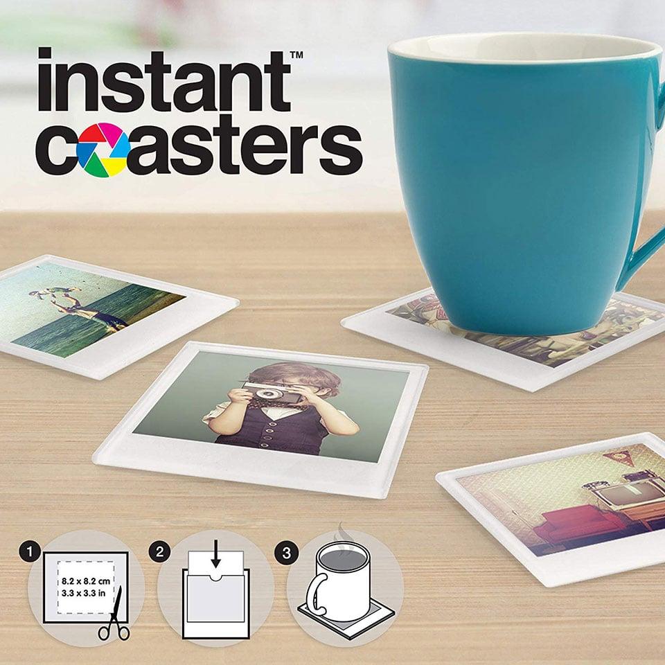 Instant Coasters