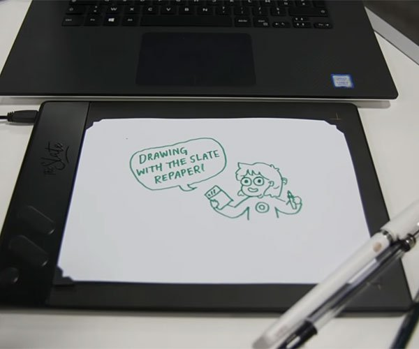 iskn Slate Repaper Graphics Tablet