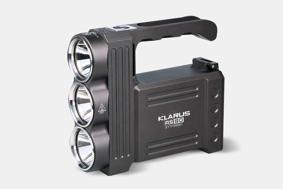 Klarus RS80 Spotlight