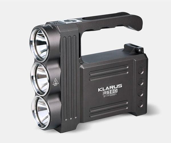 Klarus RS80GT Spotlight