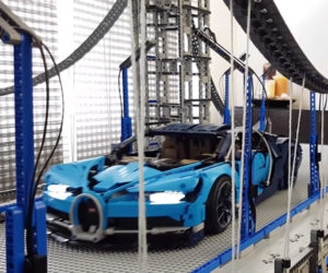 LEGO Supercar Bridge