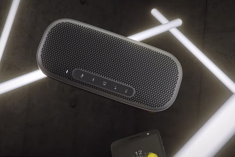 The Lenovo 700 is the World's Thinnest Bluetooth Speaker
