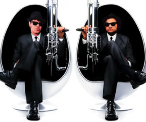 MIB: Men In Blues