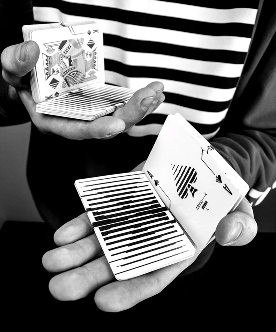 Mono-X Playing Cards