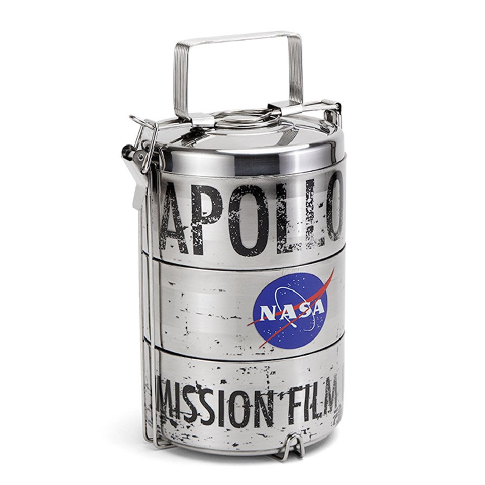Apollo 11 Film Lunch Canister