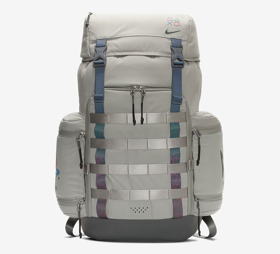 a3c7e272f071 Nike and PlayStation Made a Backpack to Go with the PlayStation Shoes