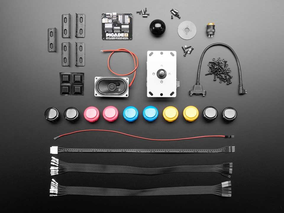 Picade Arcade Controller Console Kit