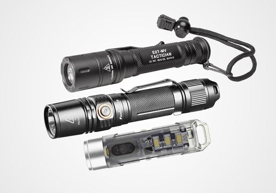 Readers' Choice EDC Flashlights