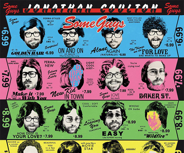 Jonathan Coulton: Some Guys