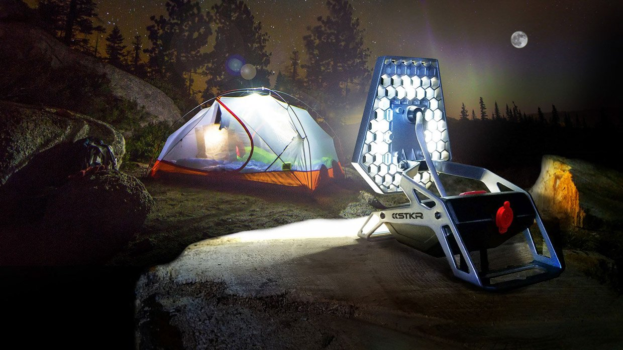 STKR Mobile Task Light