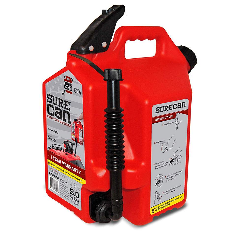 SureCan Gas Can