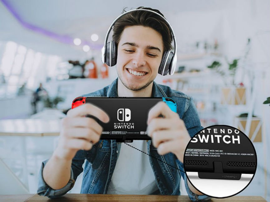 Nintendo Switch Bluetooth Adapter