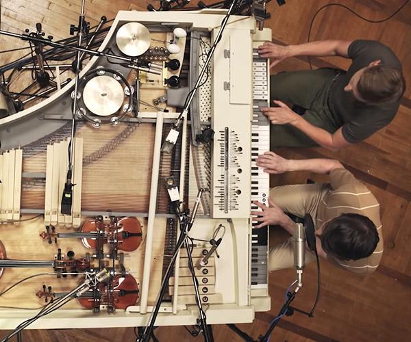 The Hybrid Piano