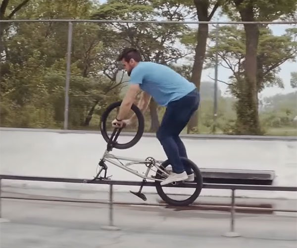 Tim Knoll BMX 4
