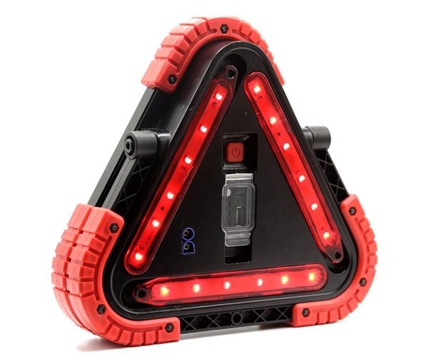 Trilight Emergency Car Light