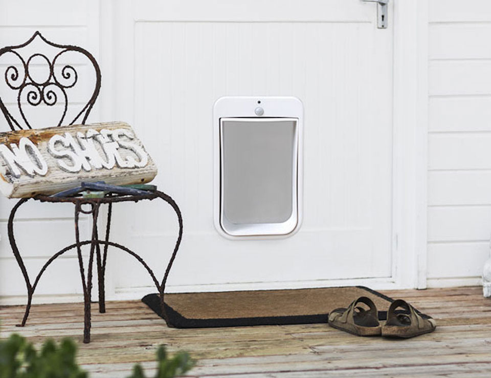 Wagz Go Smart Pet Door