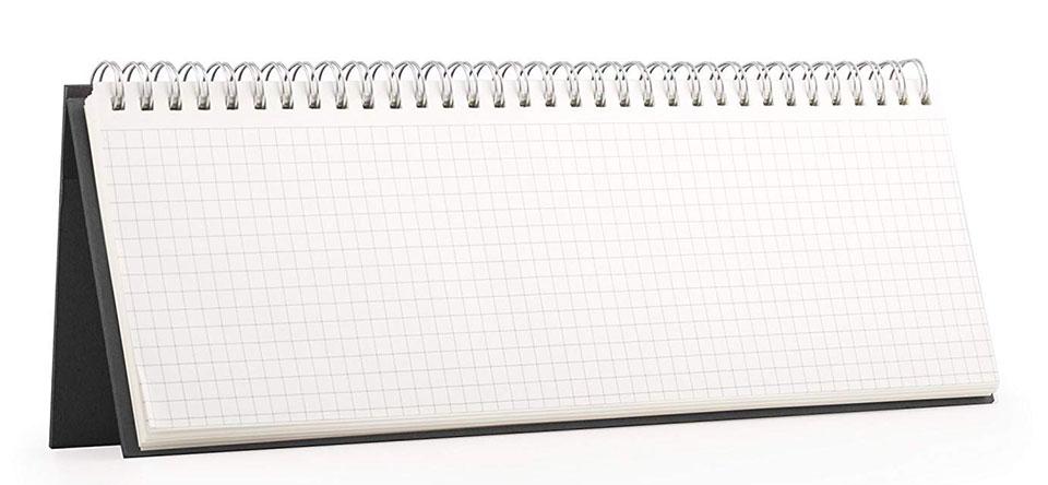 WritersBlok Keyboard Notebook