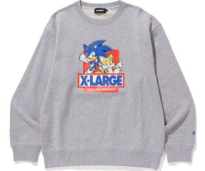 X-Large x Sonic the Hedgehog