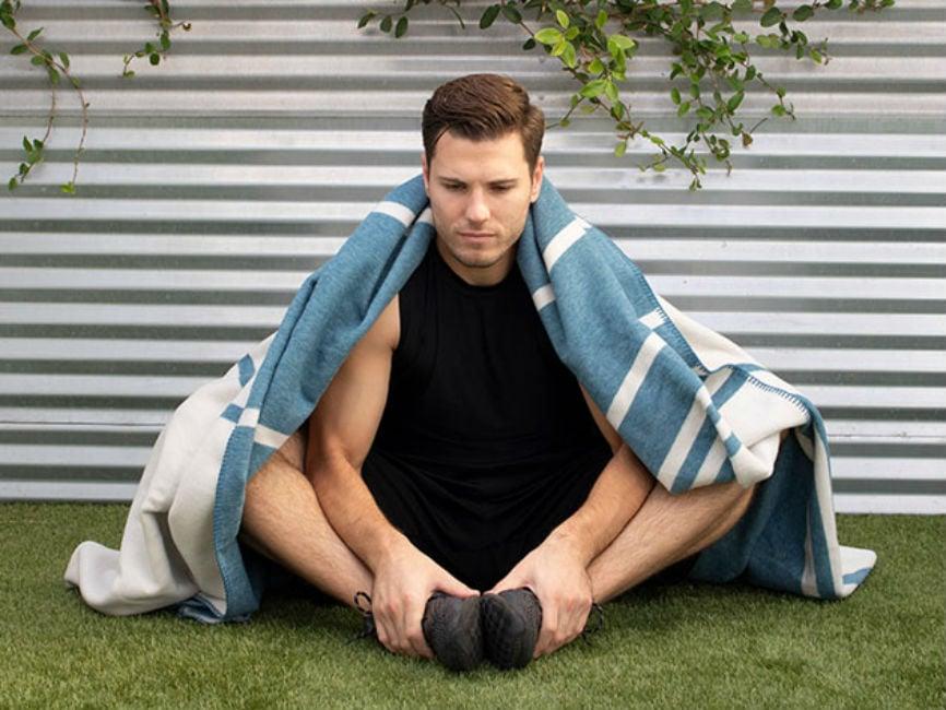 Yaasa Elements Throw Blanket