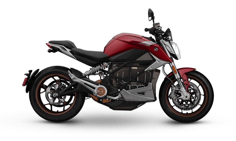 2020 Zero SR/F Motorcycle