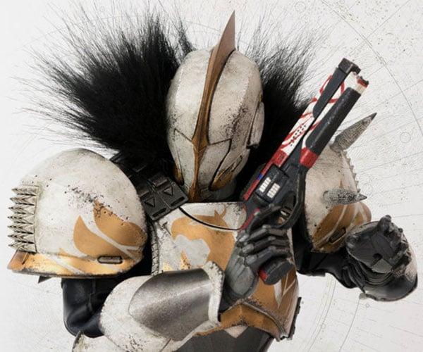 3A Destiny 2 Titan Action Figures