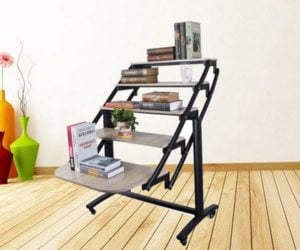 Aiko Table & Shelf