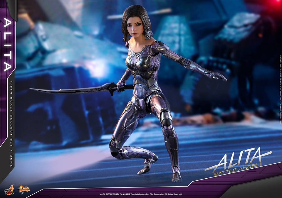 Alita: Battle Angel Action Figure