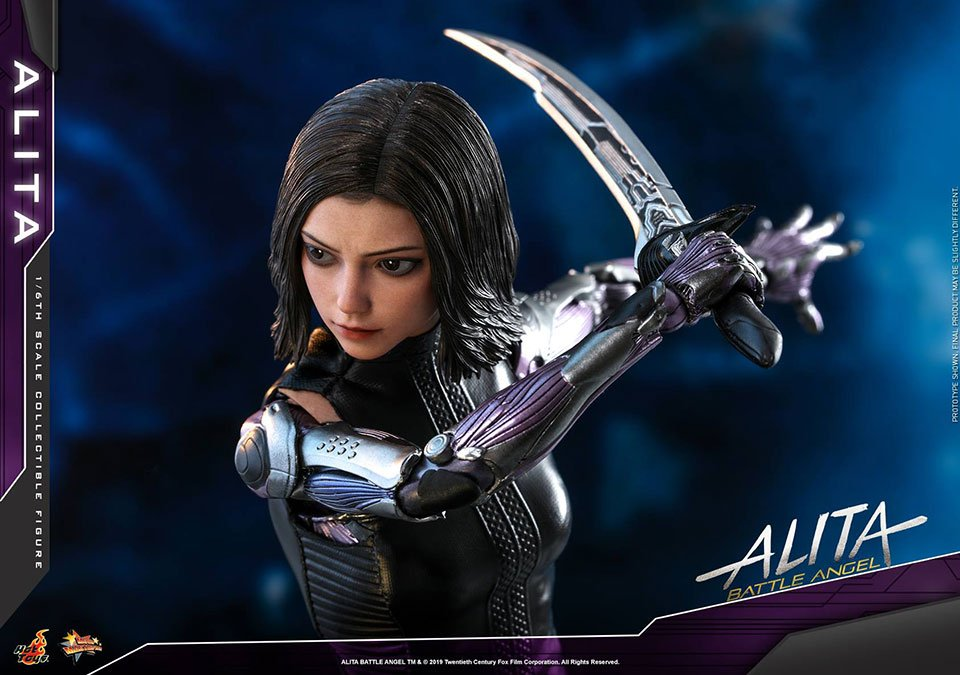 Alita: Battle Angel Action Figure