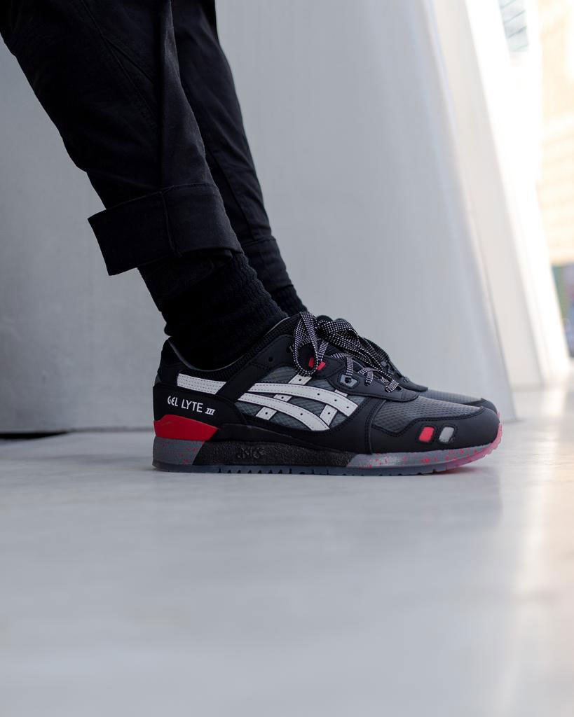 Asics x G.I. Joe Gel Lyte 3