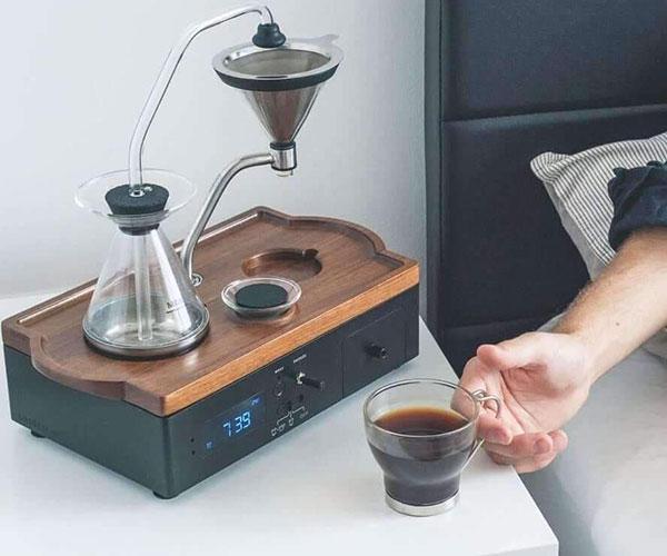 Barisieur Coffeemaker Clock