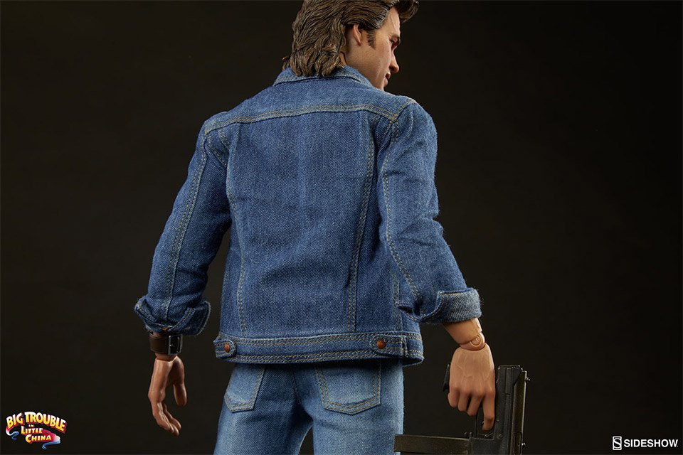 Jack Burton Collectible Figure