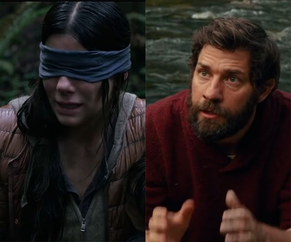 Bird Box, A Quiet Place & Parenting