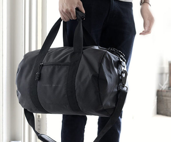 Bomber Barrel Duffel Bag Set