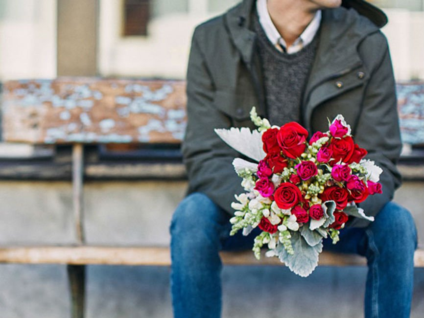 Bouqs Valentine's Day Special