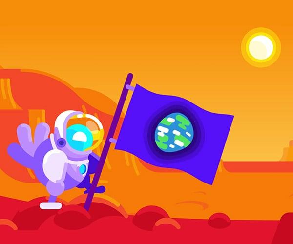 Building a Martian Base