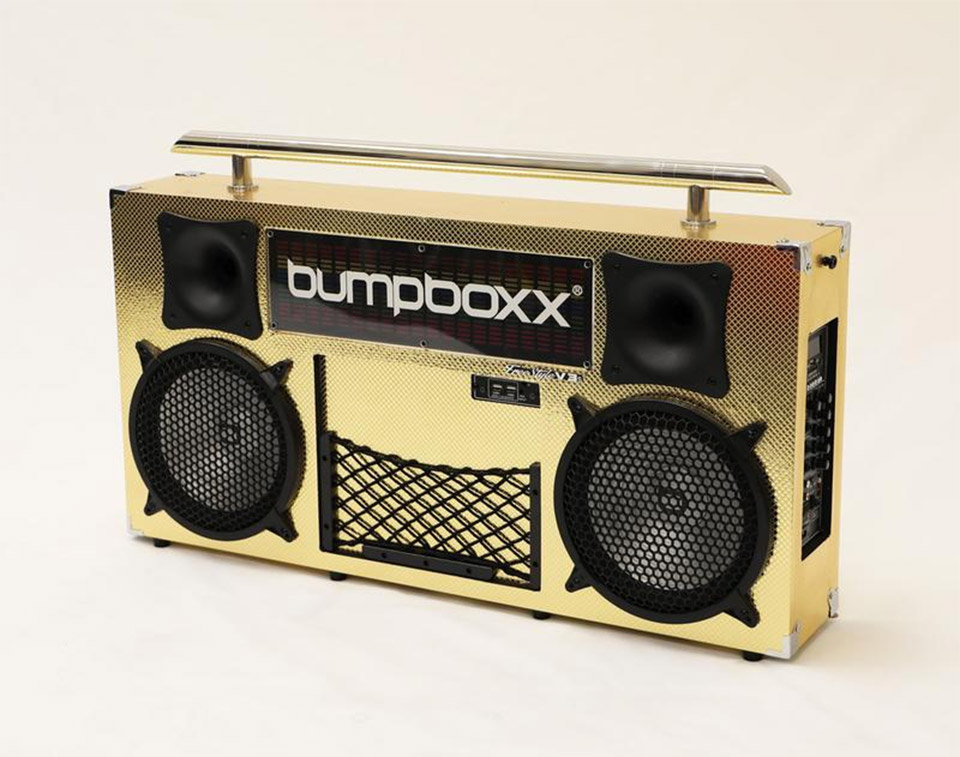 Bumpboxx Freestyle V3S Boombox