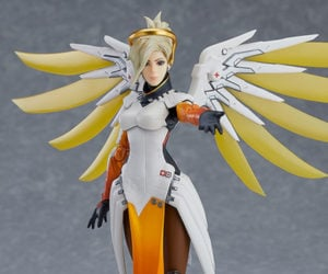 Figma Mercy Action Figure