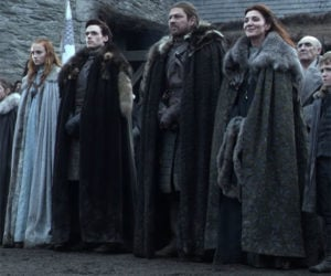 Game of Thrones: Stark Secrets