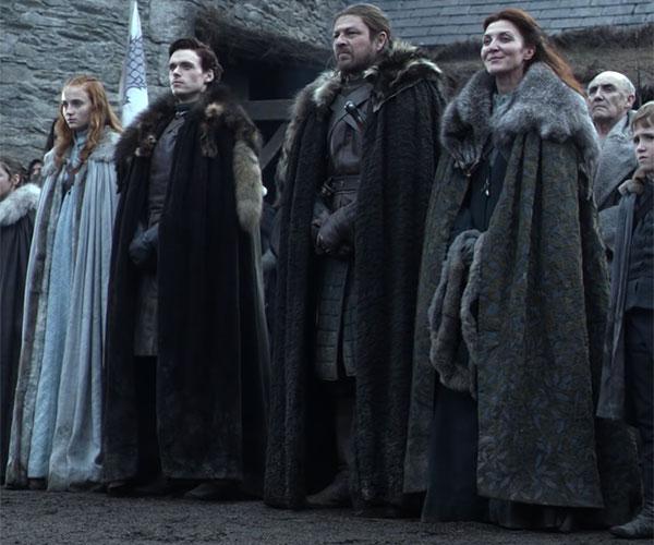 Game of Thrones: Stark Secrets